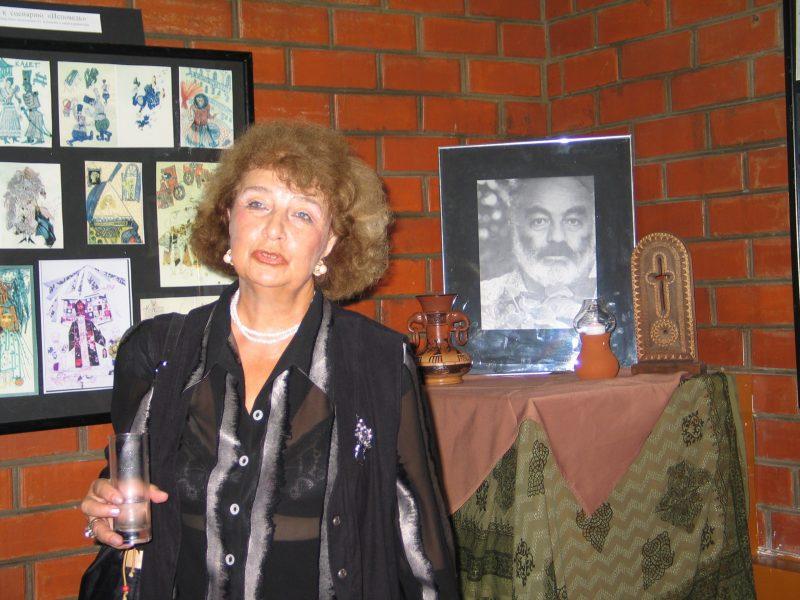 2004 Выставка Параджанова