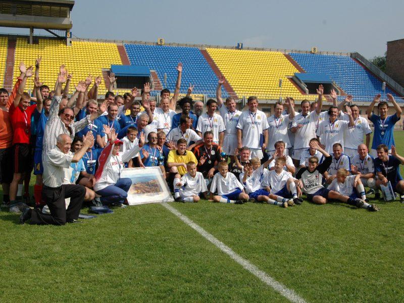 2005 Футбол