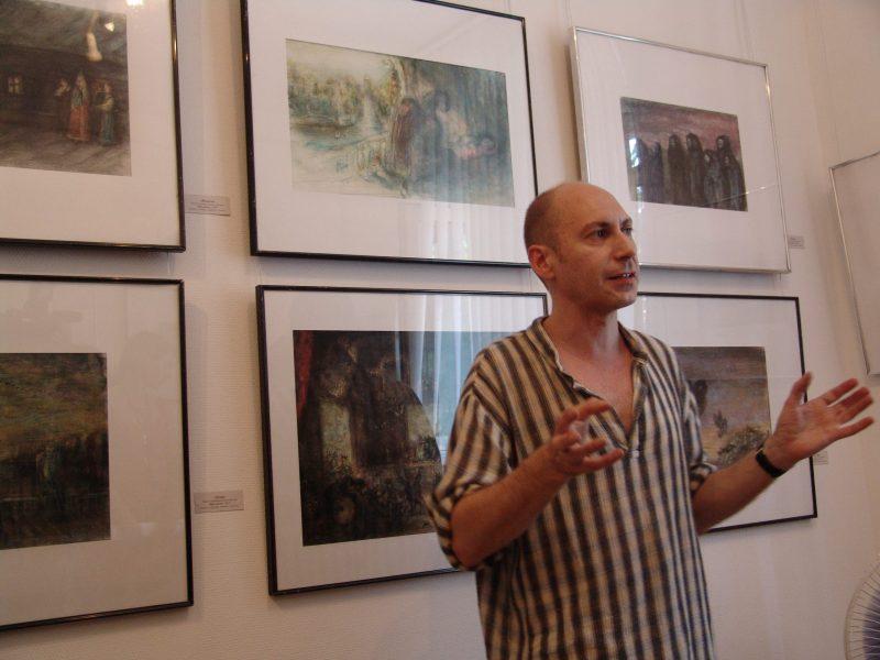 2006 Выставка Ольшванга