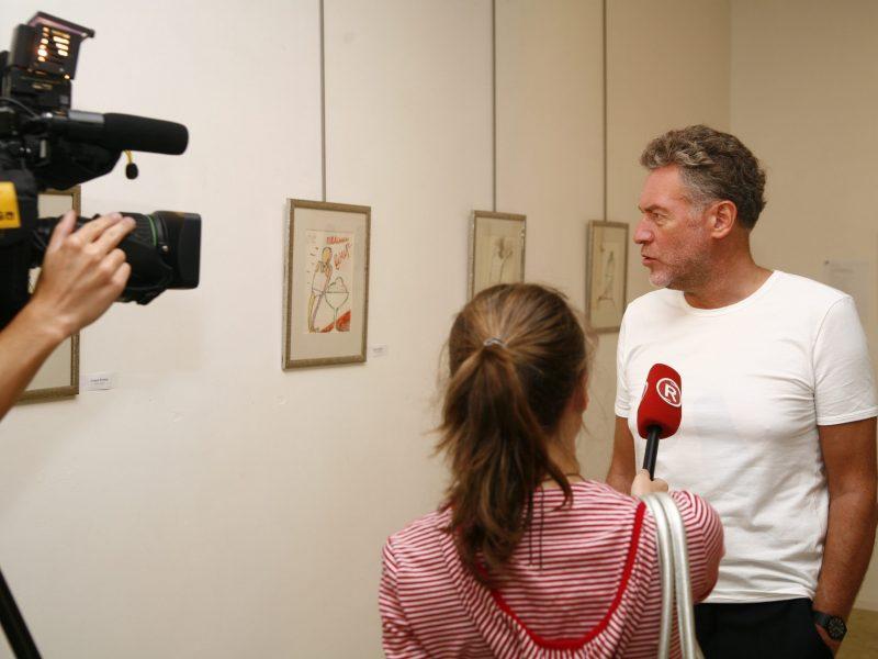 2008 Выставка из частной коллекции Артемия Троицкого У каждой картины есть своя история