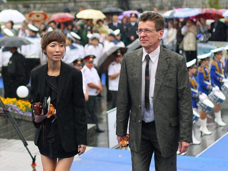 2010 Пан Унджин и Жюльен Клоке