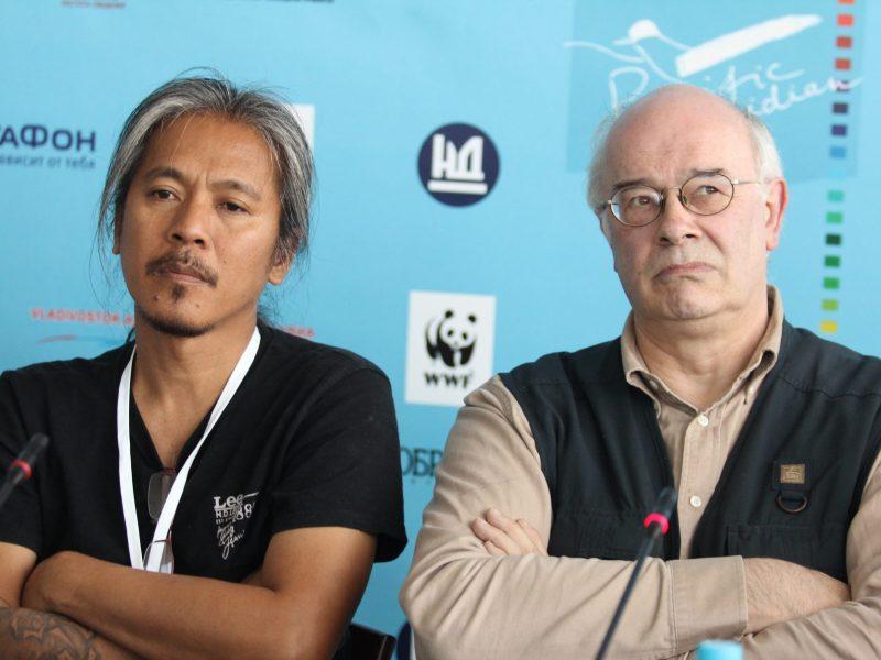 2011 Тони Рэйнс и Лав Диас