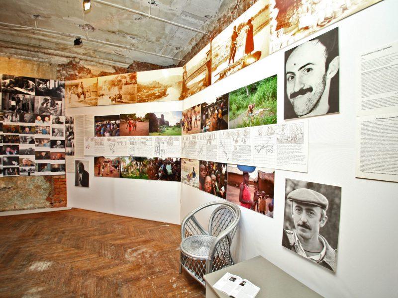 2012 Выставка Отар Иоселиани
